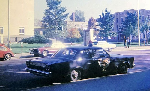 OH- Ohio State Hwy Patrol 1966 Ford