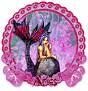 Aries Floral-Maid Lavender
