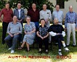 Austin Reunion at Straight Fork Community Center