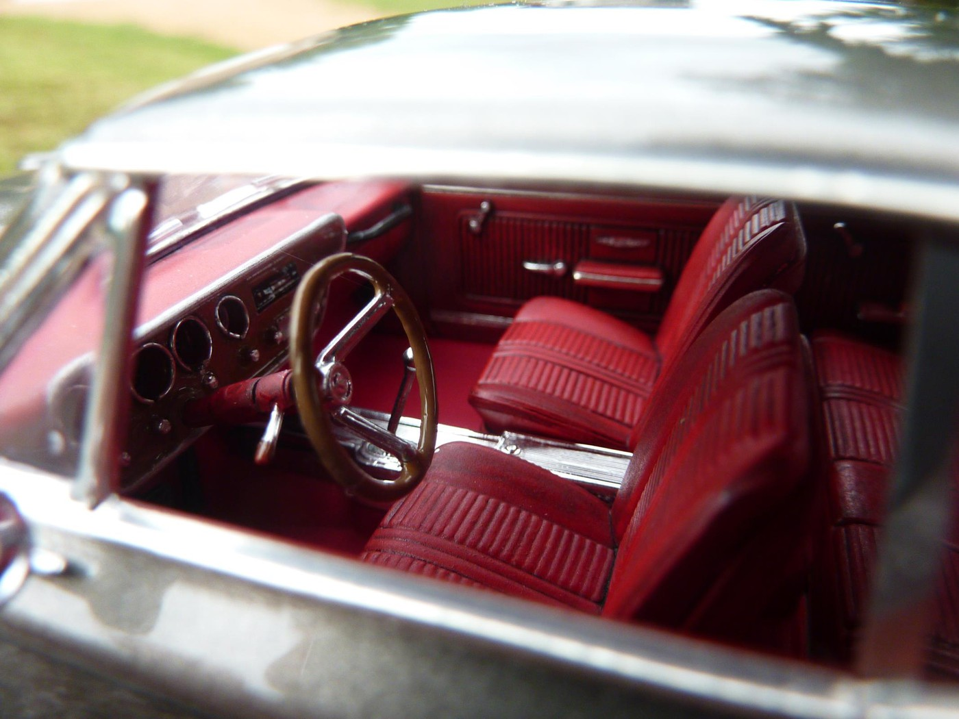 Chevrolet Impala 63 terminée - Page 2 Photo2-vi