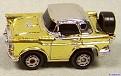 1956 Ford Thunderbird yellow chrome
