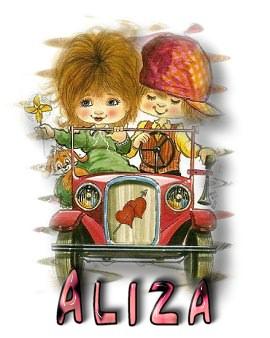 Aliza-ajoyride