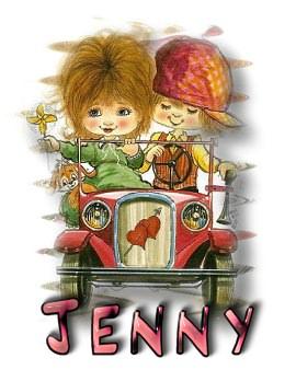 Jenny-ajoyride