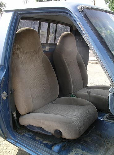 Toyota Truck Seat Upgrades Pirate4x4 Com 4x4 And Off