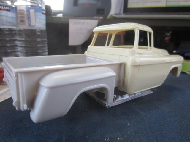 1958 Chevrolet Apache. 008-vi