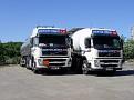 KU09 NRZ & NX56 EOM   Volvo FM Globetrotter 6x2 units