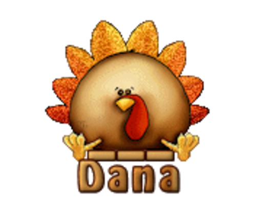 Dana - ThanksgivingCuteTurkey