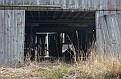 Shadowed Barn Interior #2