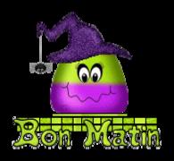 Bon Matin - CandyCornWitch
