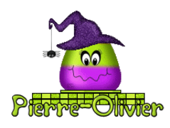Pierre-Olivier - CandyCornWitch