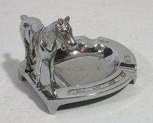 Ashtray-OJ-Horse-F