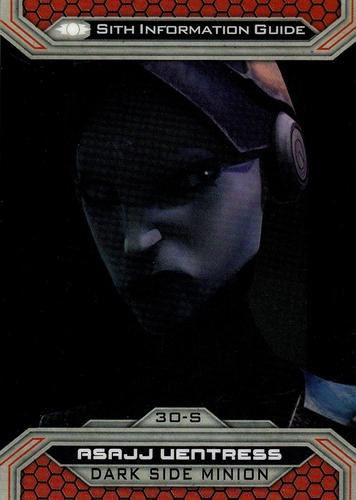 Chrome Perspectives Jedi vs  Sith #30S (1)