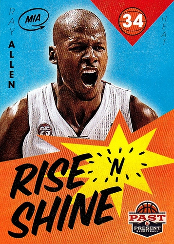 2012-13 Past & Present Rise 'N Shine #088 (1)