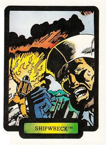1987 Comic Images GI Joe #31 (1)