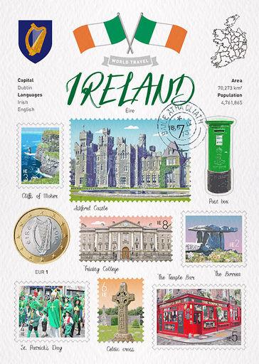 IRELAND WT