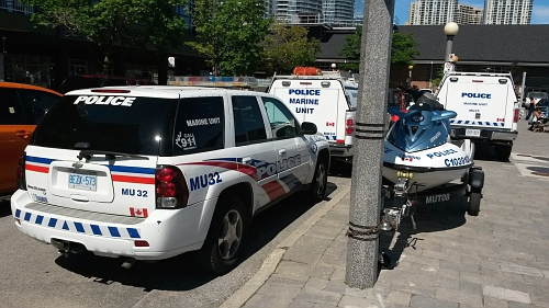ON - Toronto Police
