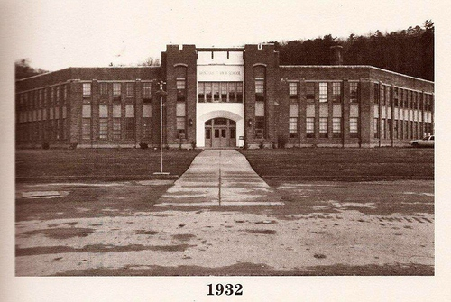 Huntsville HS - Maybe 1932?
