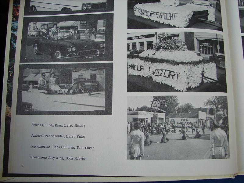 FayetteIaHighSchool1965Annual005