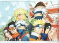 Making of Naruto 005
