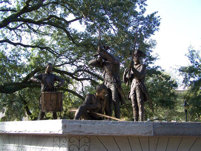 Haitian Monument 1