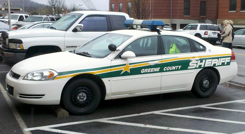 Greene County Sheriffs Dept - Keshowazo