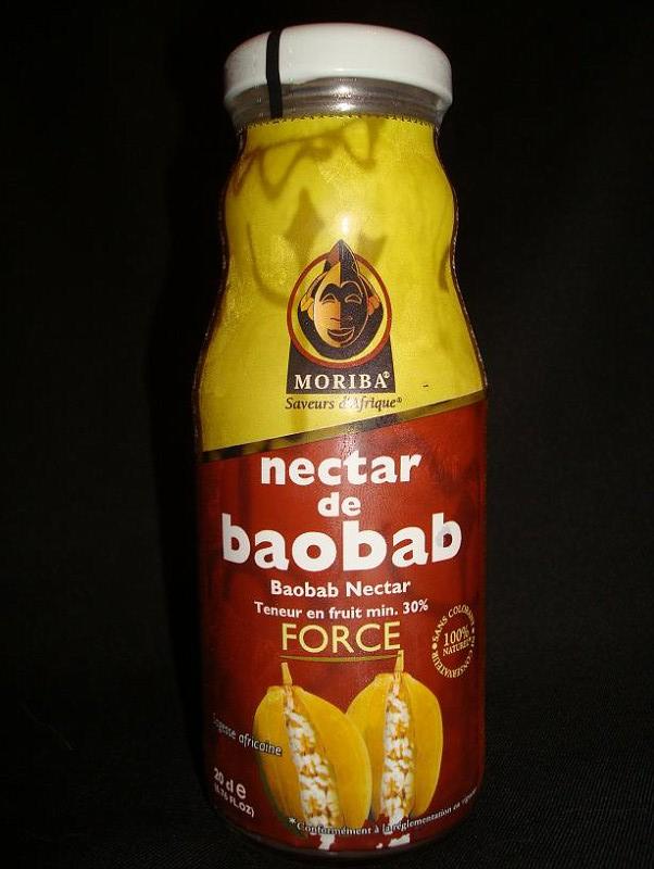 χυμός από φρούτα Baobab ( Adansonia )
