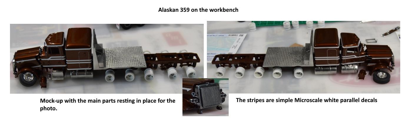 Photo: Alaska 359 progress 1 14 18   Alaskan Hauler