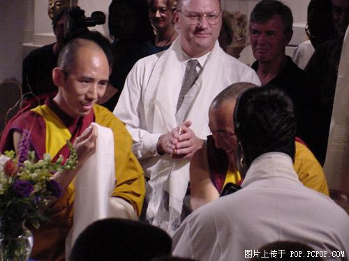 Ven  Tenzin Thutop & Ven  Tenzin Deshek 094