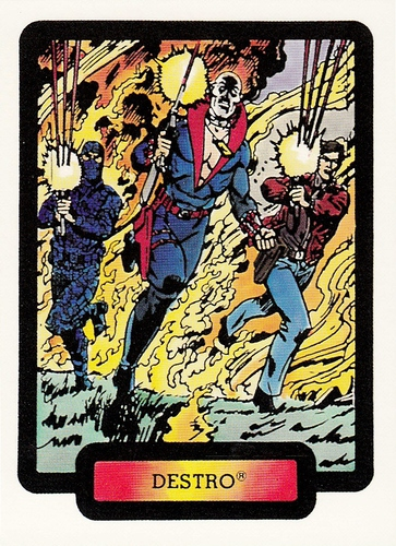 1987 Comic Images GI Joe #52 (1)