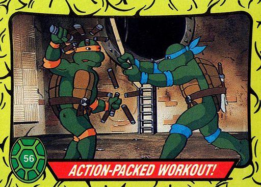 1989 Teenage Mutant Ninja Turtles #056 (1)