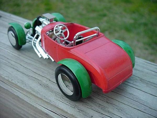 modela rear