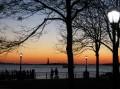 Battery Park, NY, November 18 , 2005
