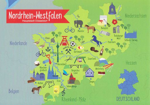NORDRHEIN- WESTFALEN