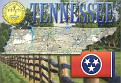 00- Map of TENNESSEE (TN)