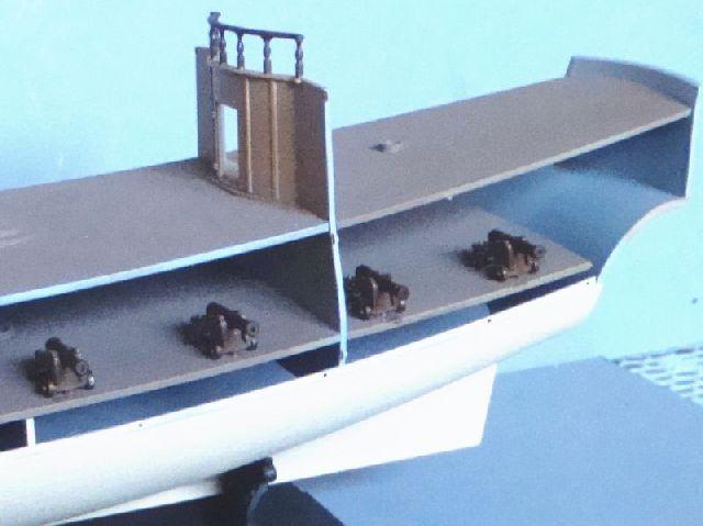 Black Swan Pirate Ship BS027-vi