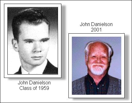 John Danielson Class of 1959
