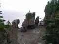 New Brunswick - Bay of Fundy - Hopewell Rocks12a