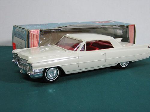 Photo 1969 Cadillac Coupe Deville 1 25 Promo Johan