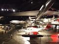Det fanns verkligen mycket att se, vi tillbringade fyra timmar på flygmuseet.