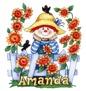 Amanda - FallRaggedy