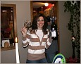 Stacie decides on a red wine