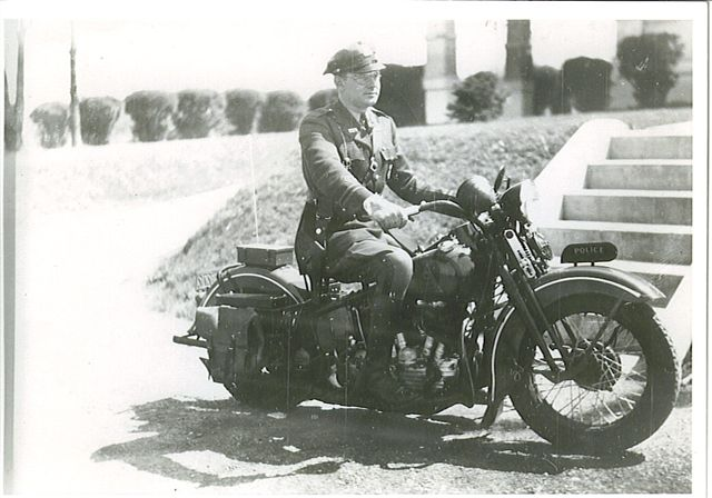 MD - Maryland State Police 1930