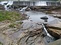 New York - Ausable Chasm - Rainbow Falls12