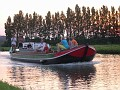 De small canel De Verlengde Strijp. with no transport anymore. jused for fun. With a `Westlander` boot