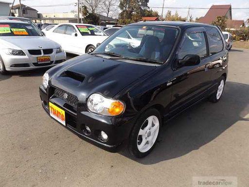 1999 Suzuki Alto Works