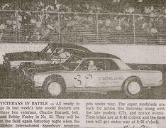 Bobby Foster & Charlie Barnett mobile 5-1-70