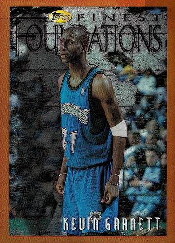 1996-97 Finest Refractor #205 (1)