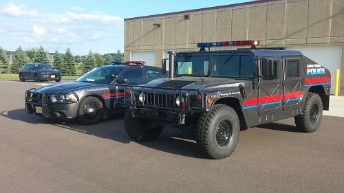 WI - New Hallie Police