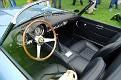 1961 Ferrari 250 GT SWB Spyder California Scaglietti Convertible interior view