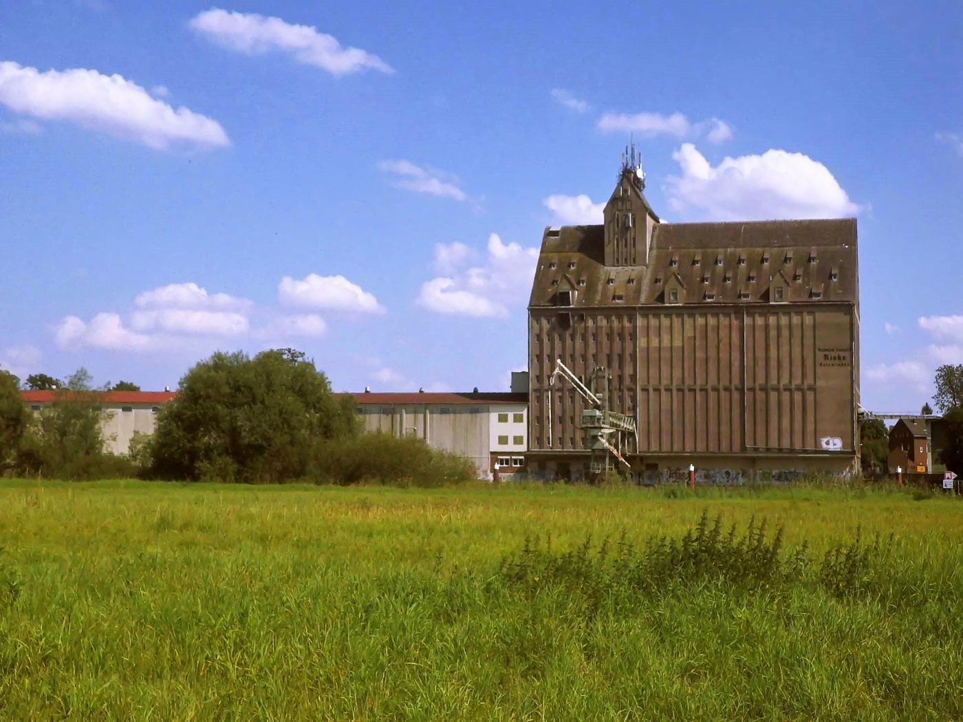 Getreidesilo Holzminden